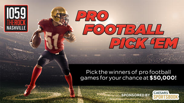 Pick Games to win $50K!