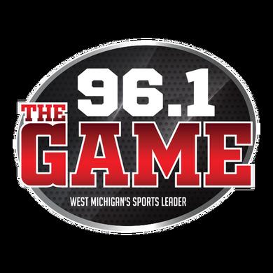 96.1 The Game logo