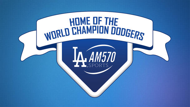 Download The Free iHeartRadio App And Search AM 570 LA Sports To Listen!