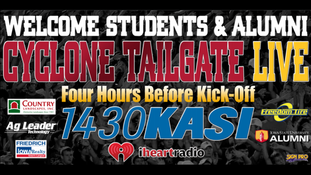 Join Us For Cyclone Tailgate Live