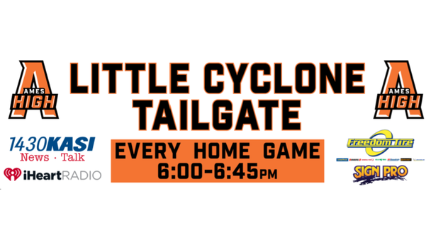Join Us For Little Cyclone Tailgate Live