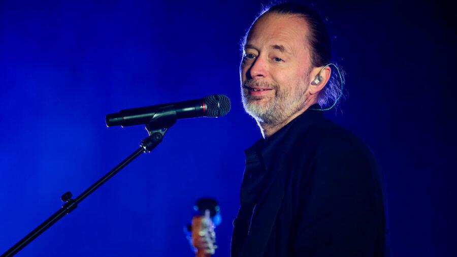 Watch Thom Yorke Poke Fun Of Radiohead's 'Embarrassing' TikTok Presence