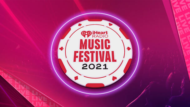 Watch Our 2021 iHeartRadio Music Festival This Weekend On The CW!