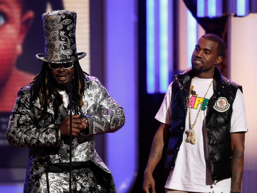 Here's Why T-Pain Is Claiming That Kanye West Stole From Him