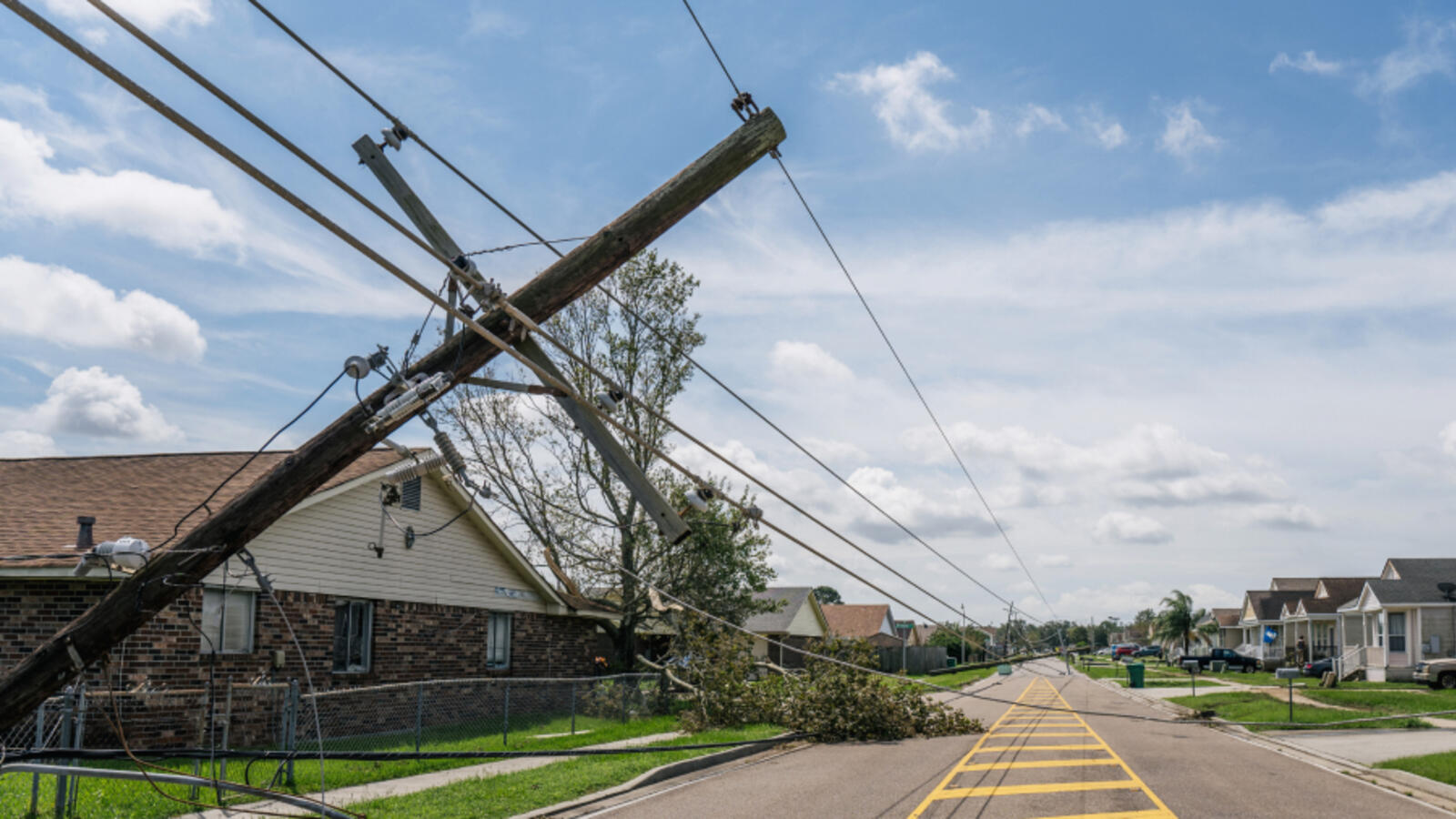 Officials Anticipate 90% Of New Orleans To Have Power Restored Soon