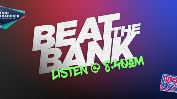 Win up to $1,000 with Beat the Bank!
