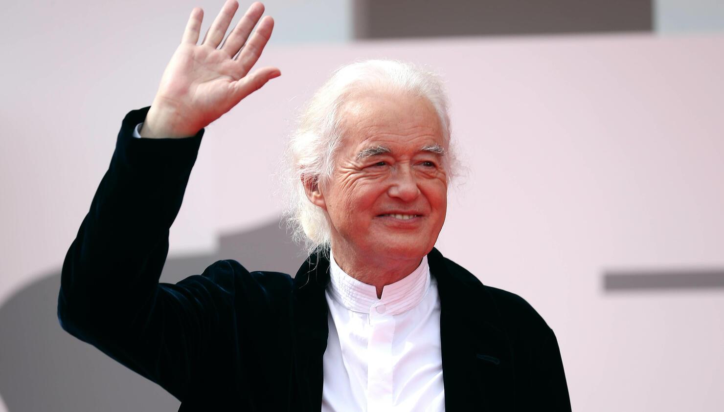"""Becoming Led Zeppelin"" Red Carpet - The 78th Venice International Film Festival"
