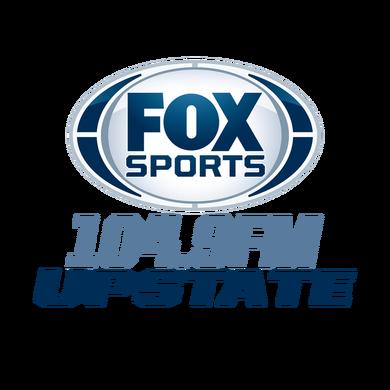 1049 Fox Sports Upstate logo