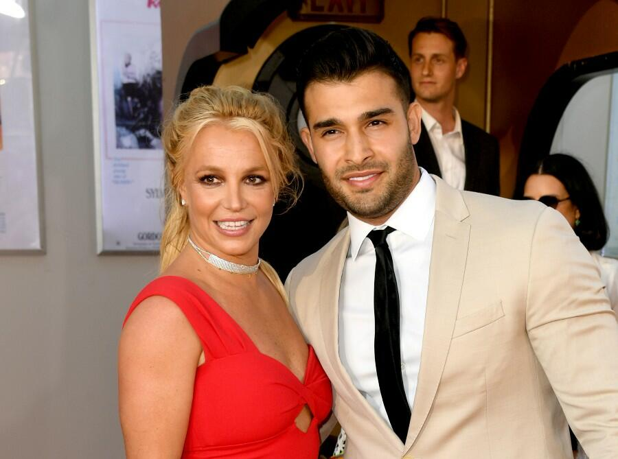Britney Spears And Sam Asghari Are Engaged: See The Gorgeous Ring