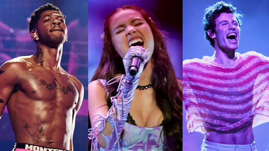2021 MTV VMAs Highlights: Lil Nas X, Olivia Rodrigo & More