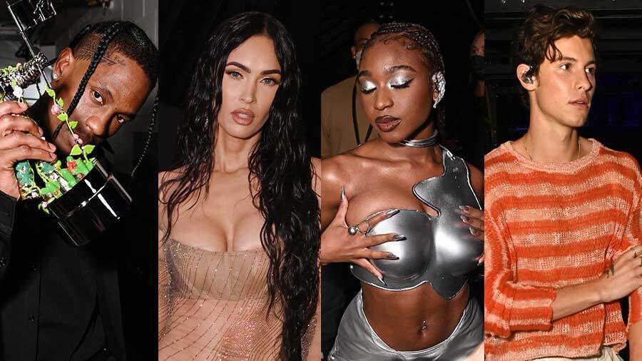 Go Behind-The-Scenes Of The 2021 MTV VMAs