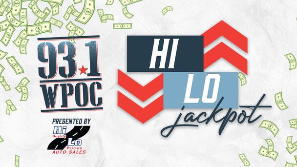 Listen & guess our Hi Lo Jackpot pres. Hi Lo Auto Sales!