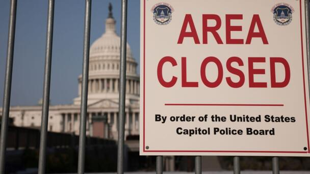Fencing Will Go Back Up Around Capitol In Preparation For January 6 Rally
