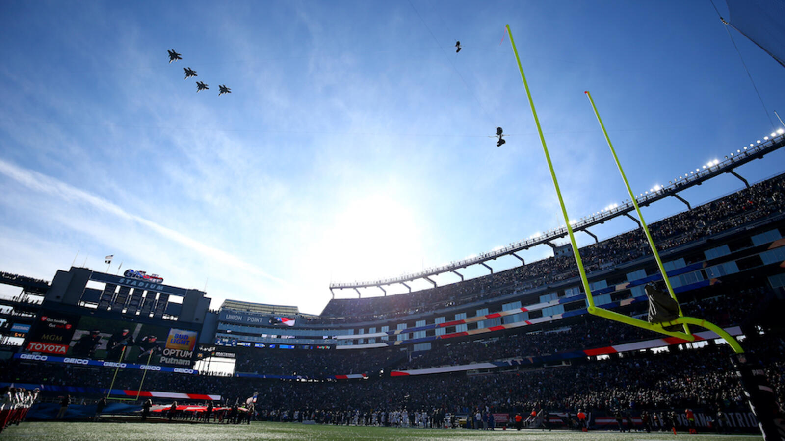 Some MetroWest Residents Unnerved By Patriots Flyover During 9/11 Weekend