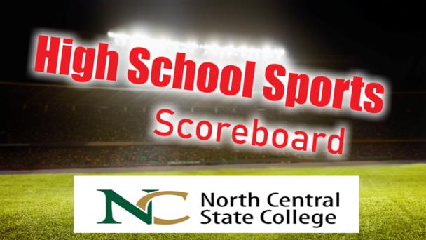 High School Football Scoreboard