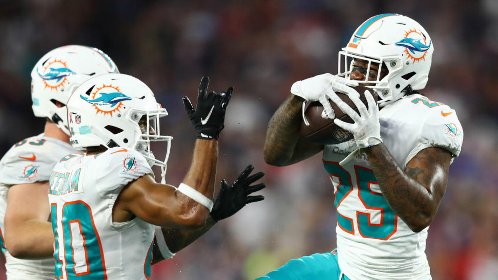 Lubie's Law: Phins FEEL Different?!