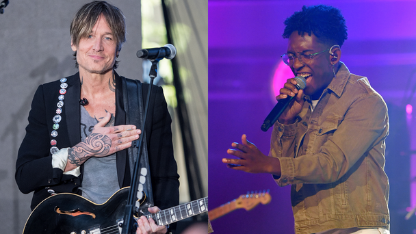Keith Urban Shares 'Lean On Me' Cover With Breland