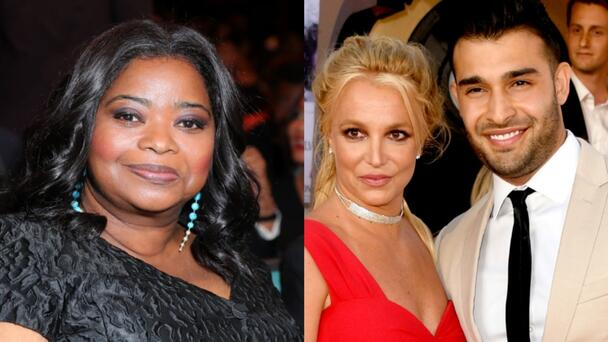 Octavia Spencer Apologizes To Britney Spears Over Prenup Suggestion