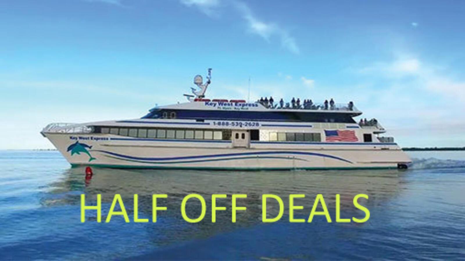 Half Off Deals-Key West