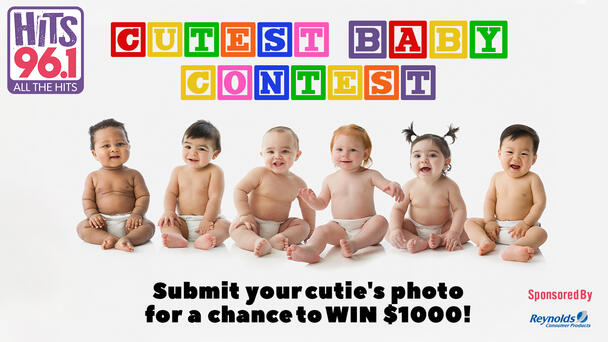 Is your little one Charlotte's cutest baby?! You could win $1000!