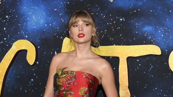 Taylor Swift Shares A Conversation With Her Cat On TikTok