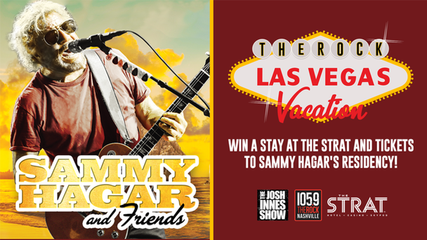 Take a Vegas Vacation with the Josh Innes Show!