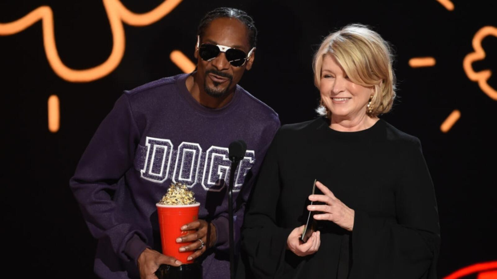 Snoop Dogg And Martha Stewart Team Up For New Halloween-Themed Show