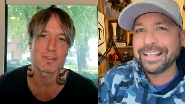 Keith Urban Tells Story Behind The Song, 'Wild Hearts'