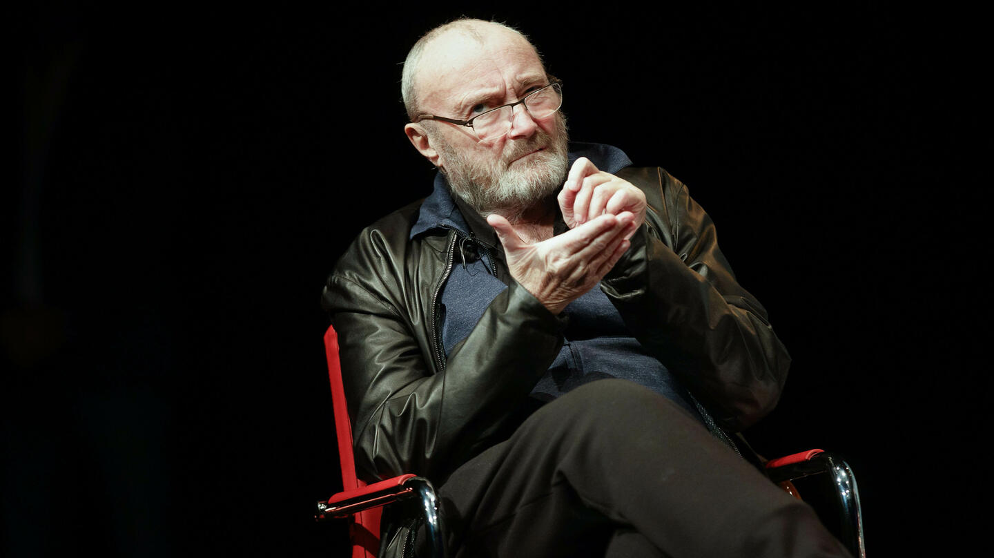 Phil Collins Is Certain Upcoming Genesis Tour Will Be Its Last
