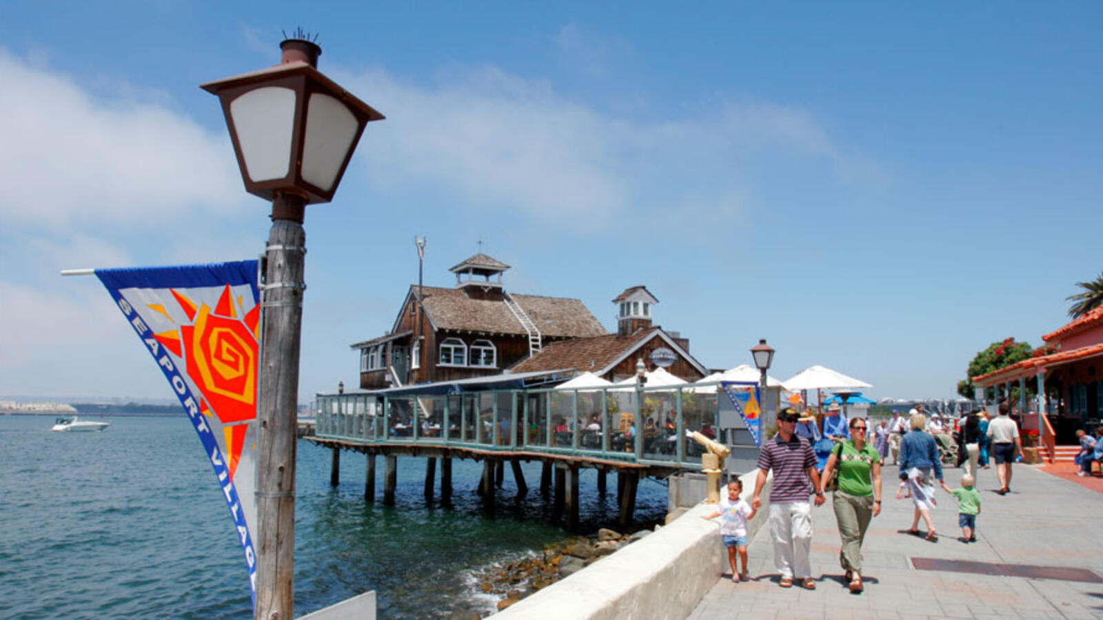 Two Popular Restaurants Are Coming To San Diego's Seaport Village