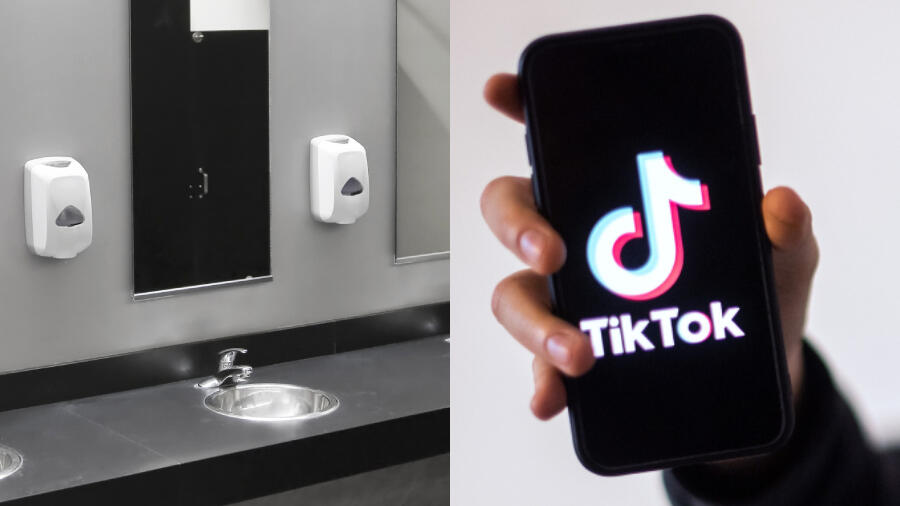 Tennessee Students Facing Charges For 'Devious Lick' TikTok Challenge   iHeartRadio