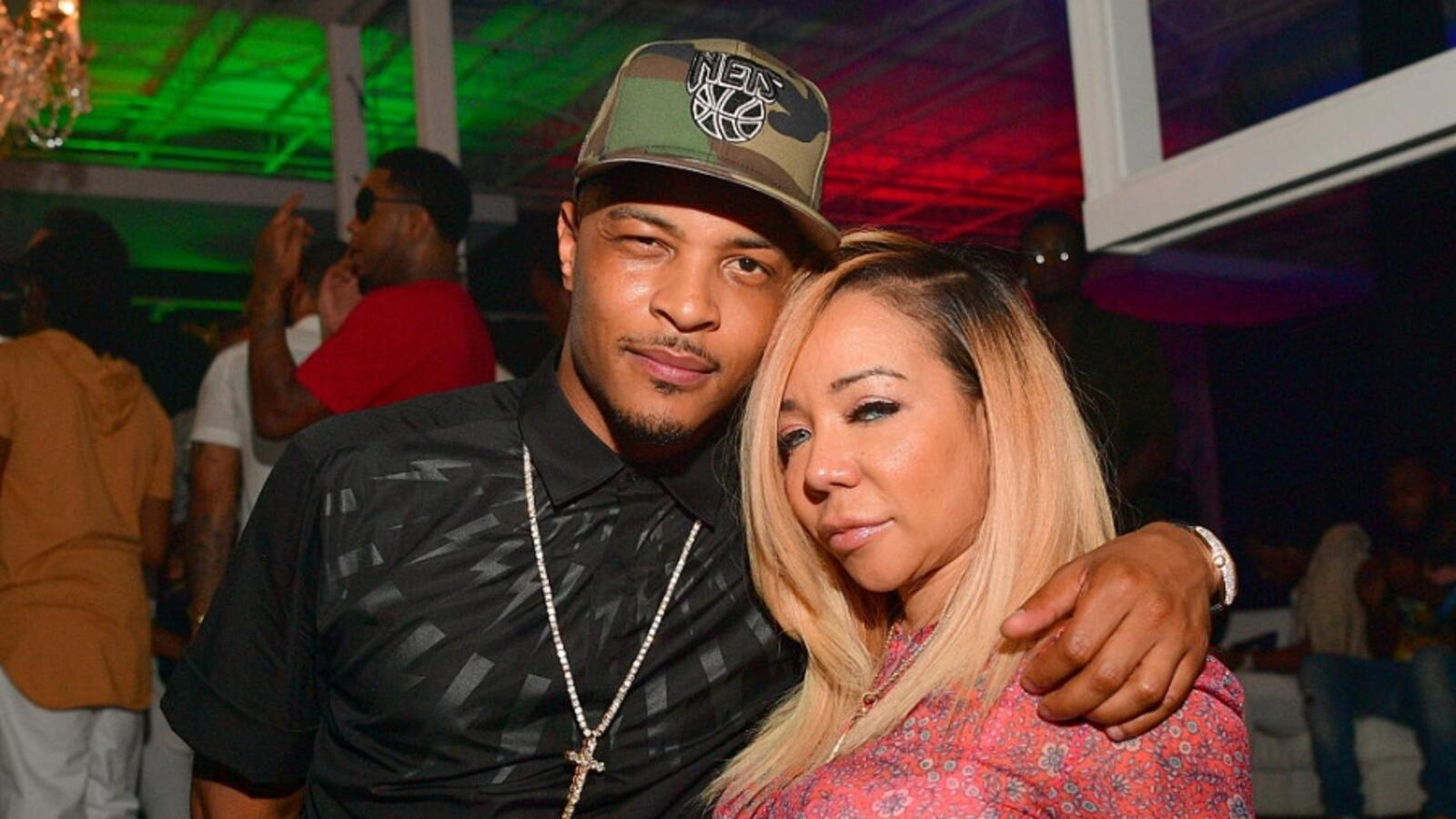 T.I. And Tiny Won't Face Sexual Abuse Charges In Los Angeles