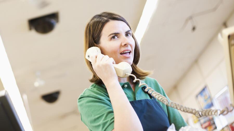 WATCH: Frustrated Louisiana Worker Quits Job Over Store's Intercom | iHeartRadio