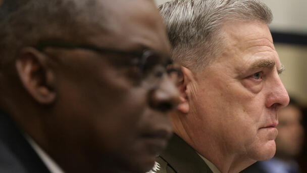 New details surface in the questioning of Gen. Milley's call to China