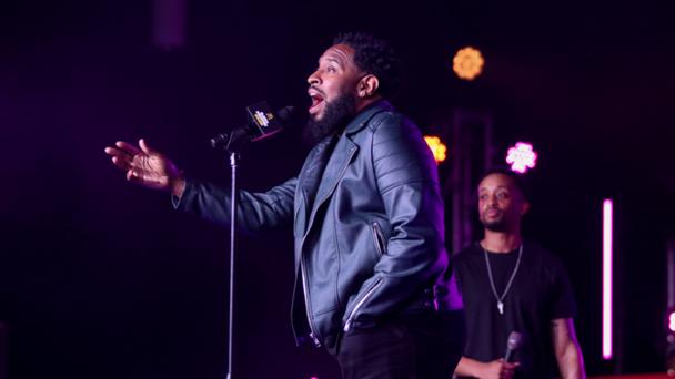 Pastor Mike Jr. Joins The McDonald's Inspiration Celebration® Gospel Tour
