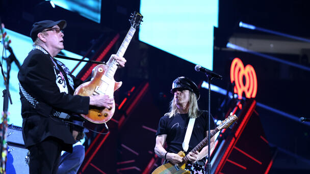 Cheap Trick Brings Rock N' Roll To The iHeartRadio Music Festival