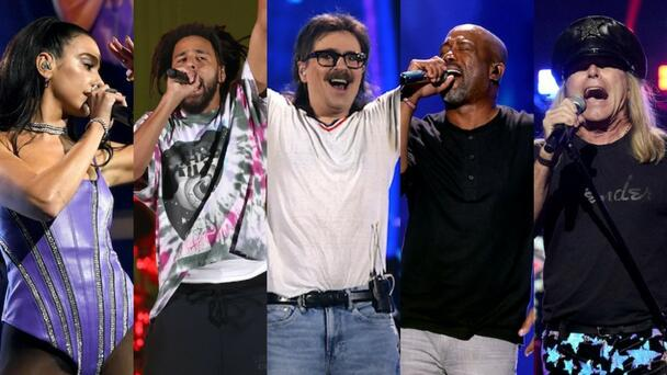 2021 iHeartRadio Music Festival: All The Jaw-Dropping Moments
