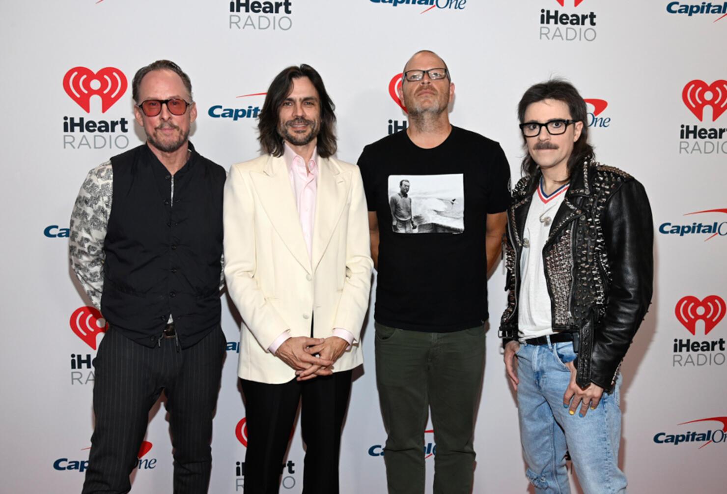 2021 iHeartRadio Music Festival - Night 1 – Press Room
