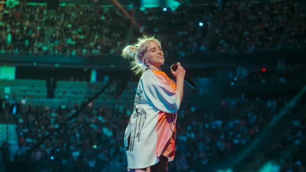 Billie Eilish Is 'Happier Than Ever' During iHeartRadio Music Festival Set