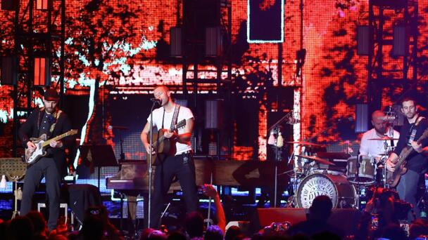 Coldplay Delivers Uplifting iHeartRadio Music Festival Performance