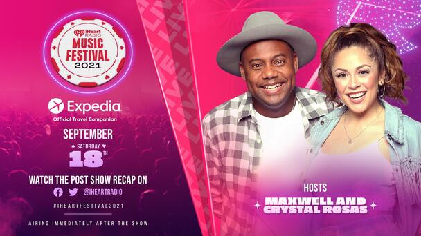 Watch Our 2021 iHeartRadio Music Festival Post Show!