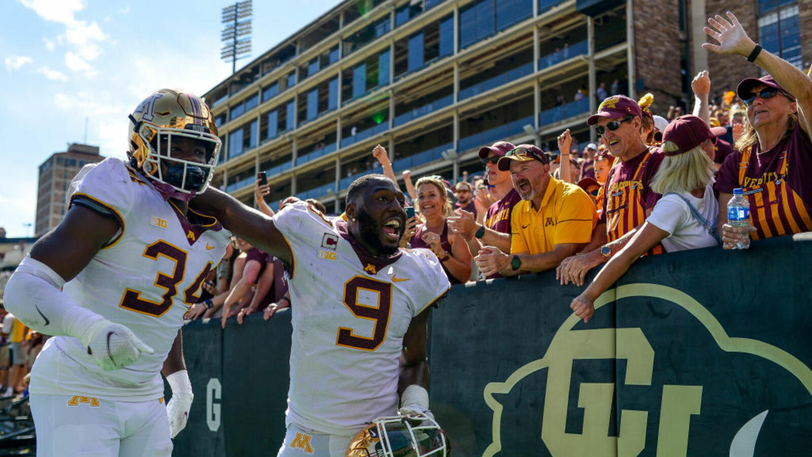 Gophers stomp Buffaloes to win 30-0 on the road in Colorado | #KFANGophers