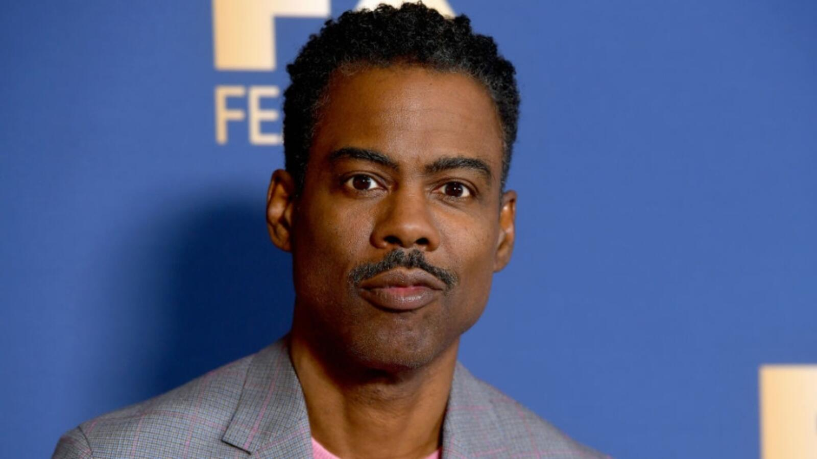 Chris Rock Reveals He Tested Positive For COVID-19