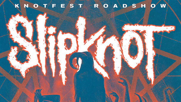 Slipknot Ticket Stops Are Coming To Your Part of Town!