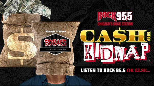 Rock 95.5 Cash Or Kidnap