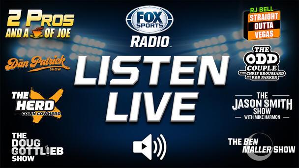 Listen Live To Fox Sports Radio!