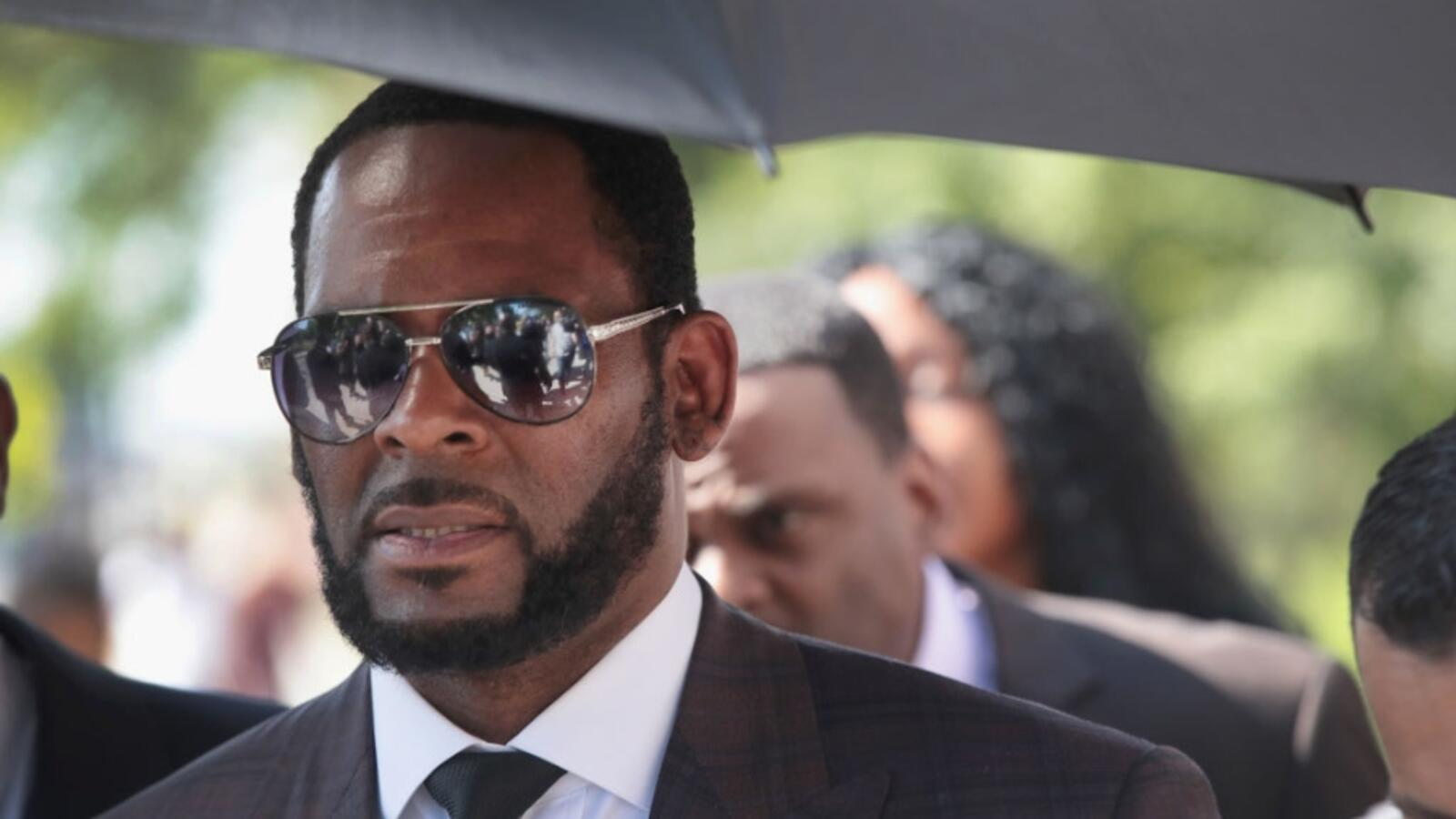 Prosecutors Rest Their Case In R. Kelly's Federal Sexual Abuse Trial