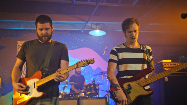 """Manchester Orchestra's video """"Telepath"""" is a love story through the ages"""