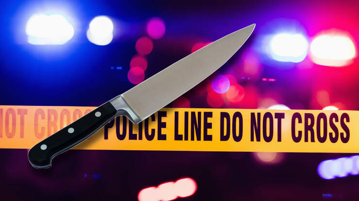 Naked Knife-Wielding Man Threatens Woman In Her Nashville Apartment