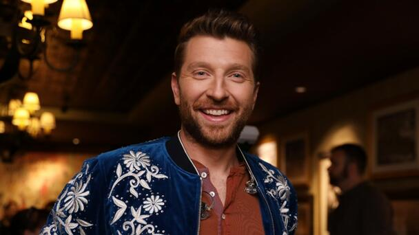 Brett Eldredge Gets Candid About Anxiety, Offers Advice To Those Suffering